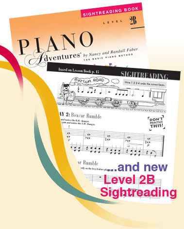 piano adventures sight reading level 1