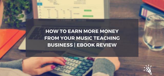 music teaching business
