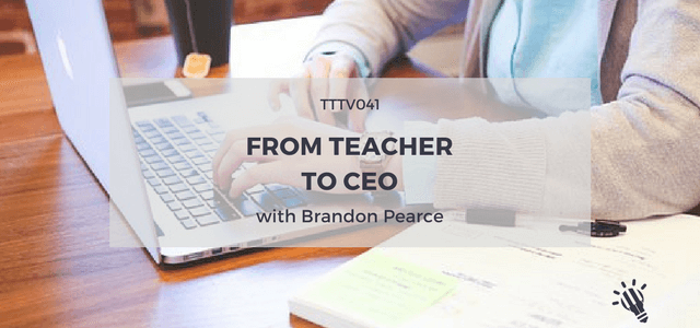 from teacher to ceo