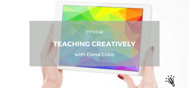 creative teaching elena cobb