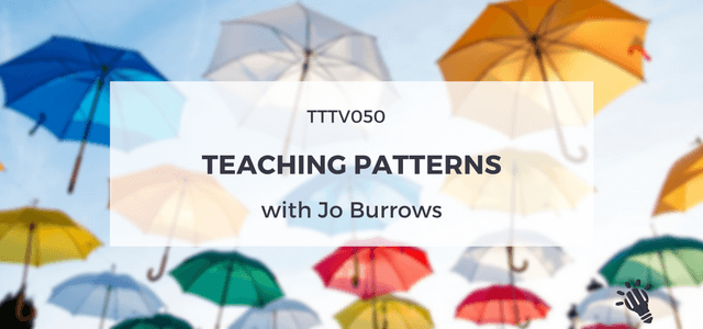teaching patterns