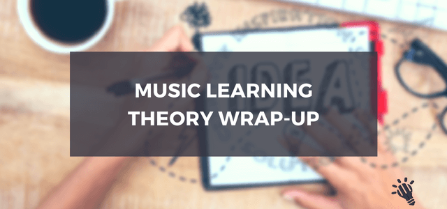 music learning theory