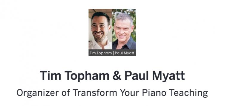 transform your piano teaching
