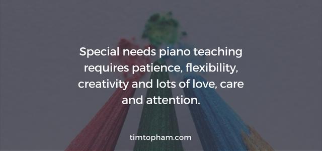 special needs piao