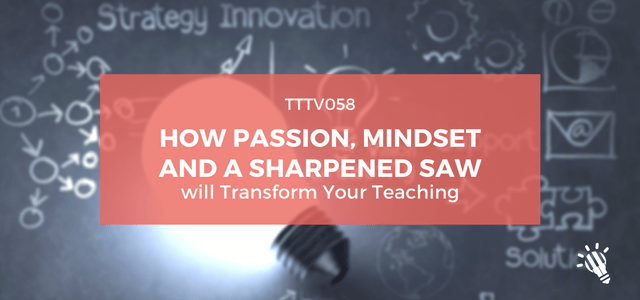 transform your teaching