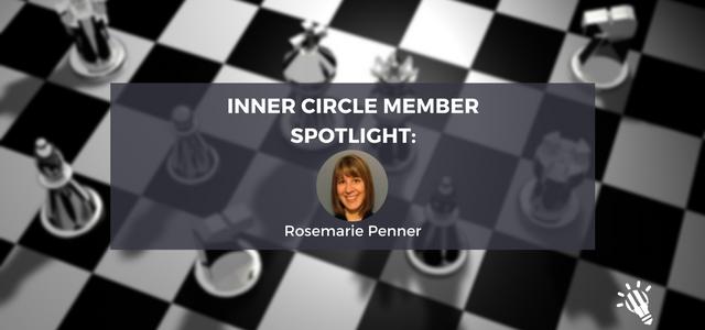 Inner Circle Member Spotlight: Rosemarie Penner