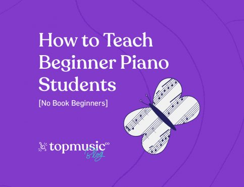 How to Teach Beginner Piano Students