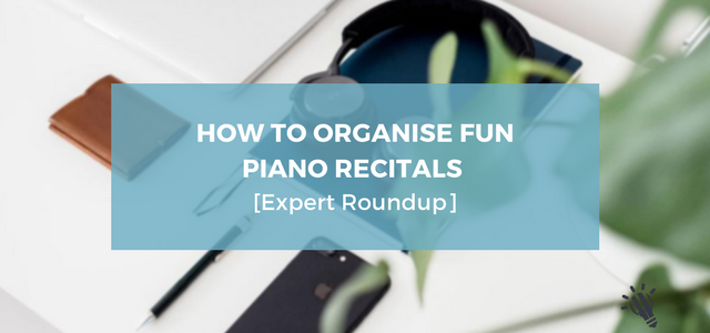 fun piano recitals