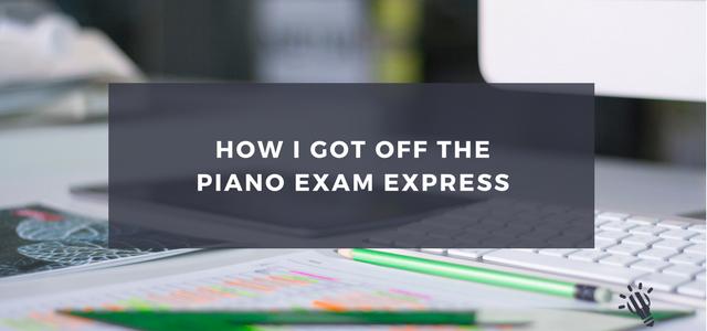 piano exam express
