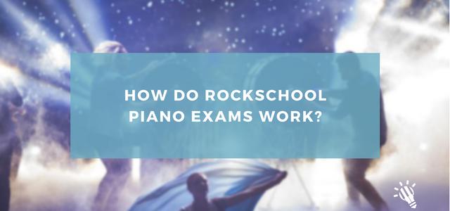 rockschool piano exams