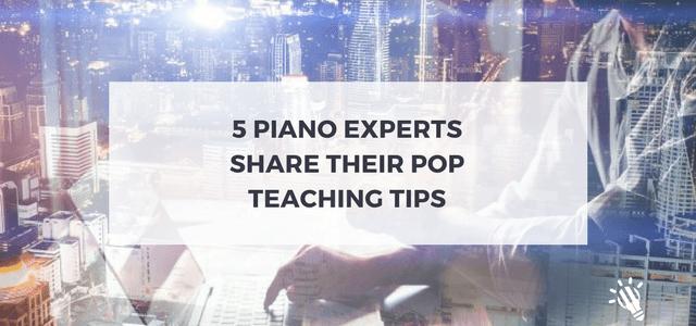 pop teaching tips
