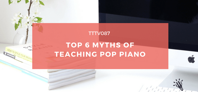 teaching pop piano