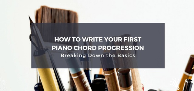 piano chord progression