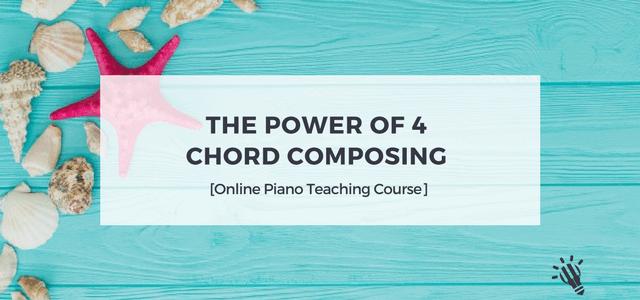 4 chord composing