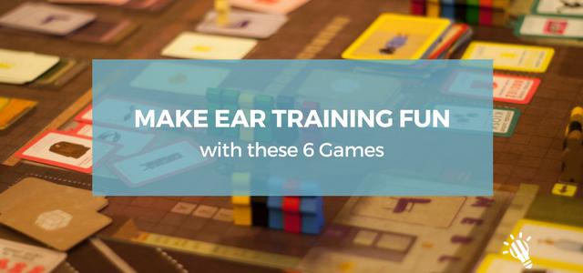 ear training fun 6 games