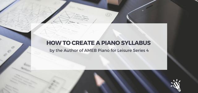 piano syllabus ameb leisure series