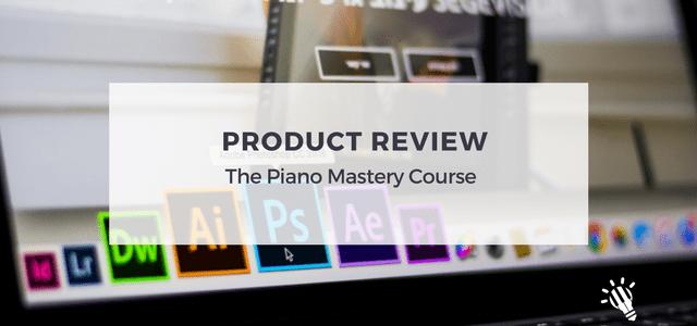 piano mastery course