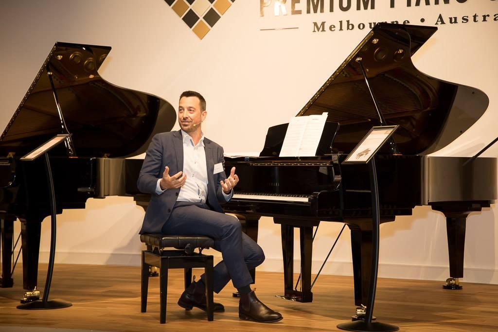 piano teaching exam workshops