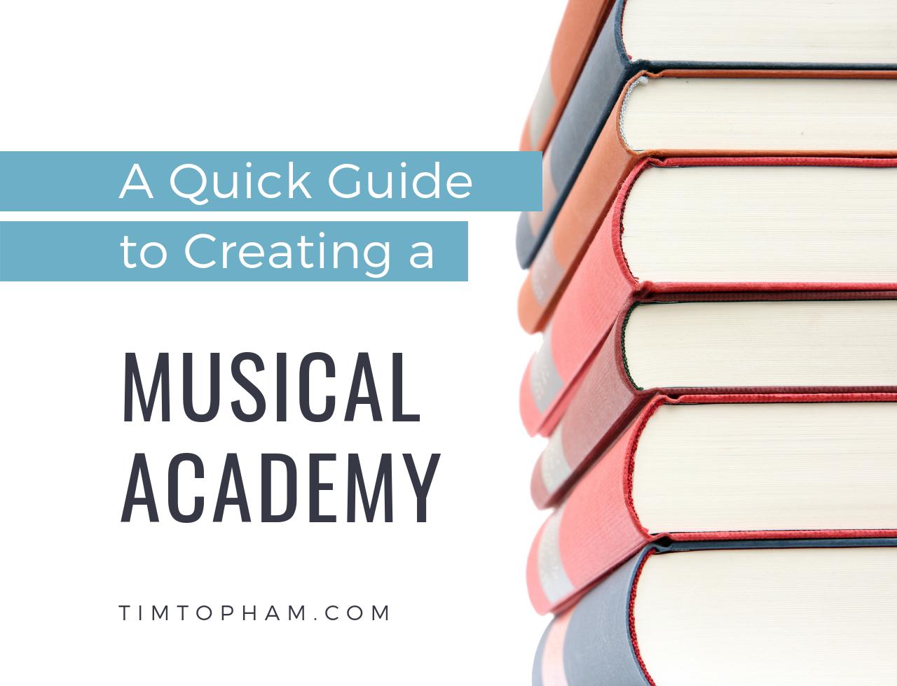 musical academy