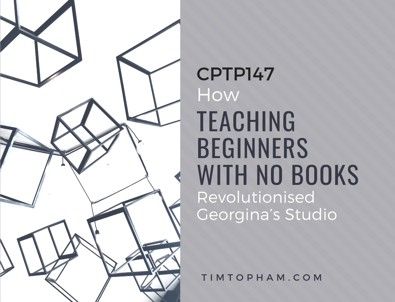 Teaching Beginners