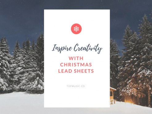 Inspire Creativity with Christmas Lead Sheets