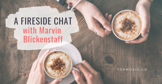 CPTP176: A Fireside Chat with Marvin Blickenstaff