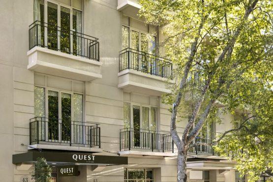 Melbourne Hotel Accommodations - Alternatives