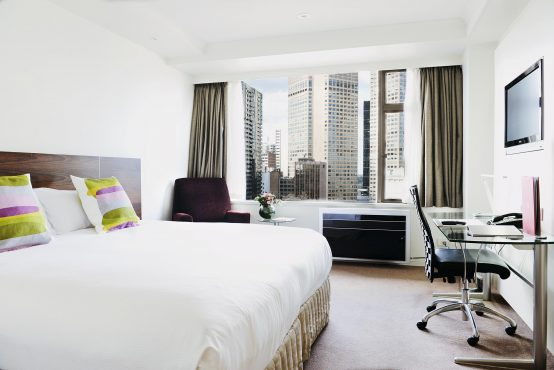 Best Melbourne Accommodations - hotel room