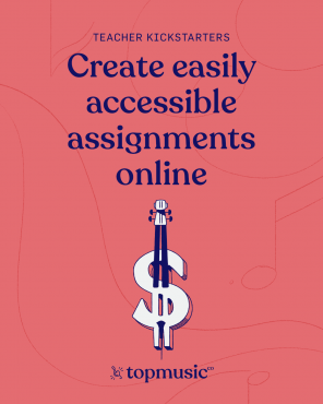 Save time with Tonara - online assignments