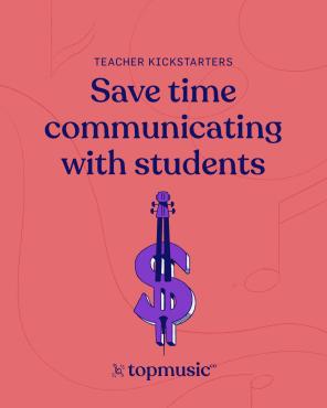 Save time with Tonara - communicate