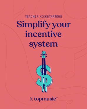 Save time with Tonara - incentives