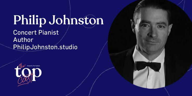 music teaching empire - guest Philip Johnston bio