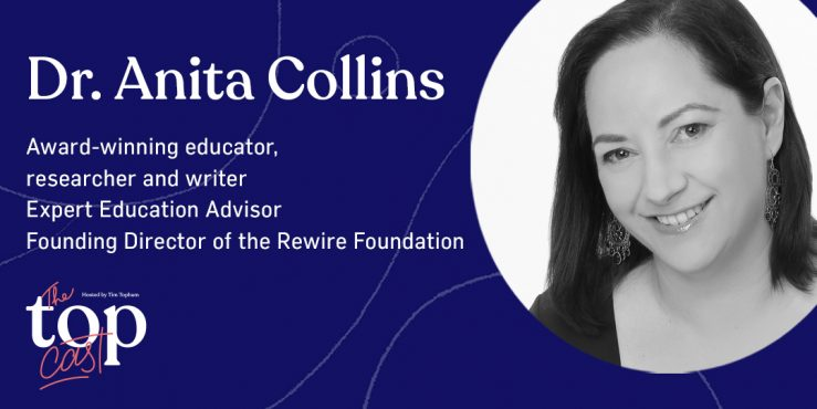 music lessons and the brain - speaker Collins, Anita