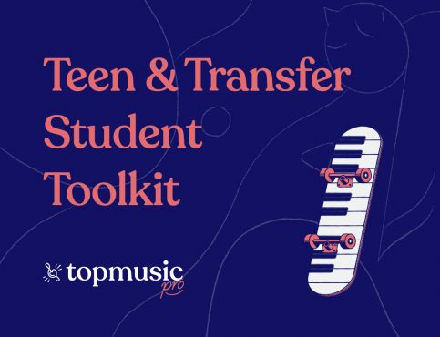 toolkit for piano transfer students