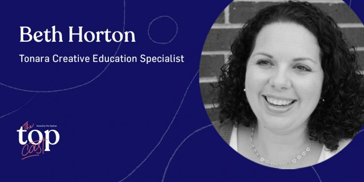 TopCast Episode 195 Blog - How Tonara Motivates Students with Beth Horton