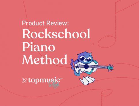 Product Review: Rockschool Piano Method