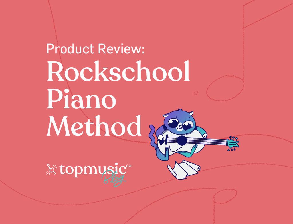 Product reveiw - Rockschool Piano Method - Blog