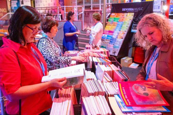 music teachers marketplace shoppers at PPL