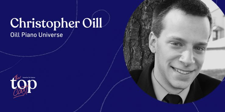 Christopher Oill teach composing guest speaker