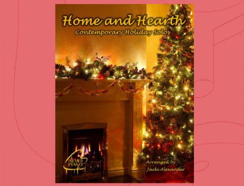 Home and Hearth Jacki Alexander christmas piano music