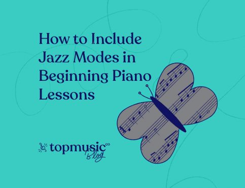 How to Include Jazz Modes in Beginning Piano Lessons