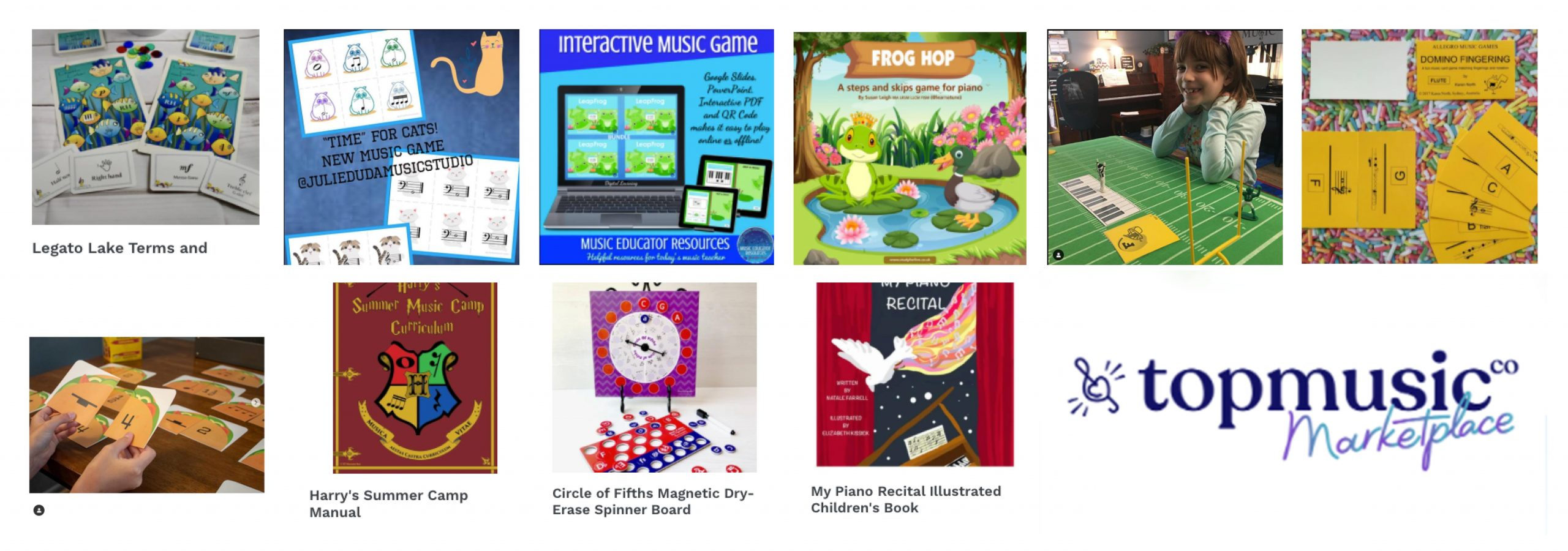 music theory games at topmusic marketplace