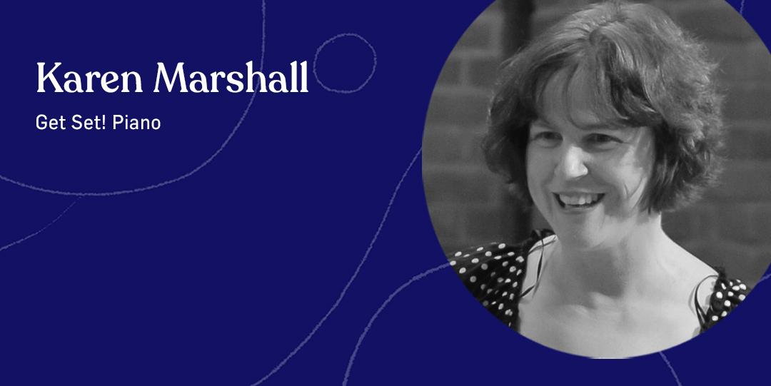 Composer Karen Marshall