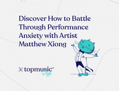Discover How To Battle Through Performance Anxiety With Artist Matthew Xiong